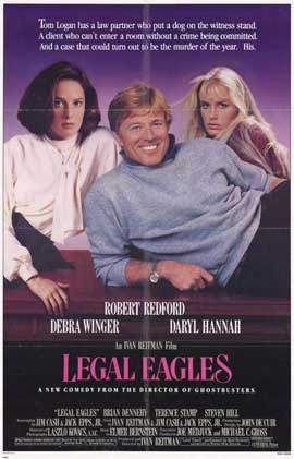 Legal Eagles - 11 x 17 Movie Poster - Style A