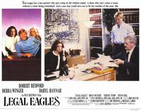 Legal Eagles - 11 x 14 Movie Poster - Style A