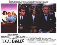 Legal Eagles - 11 x 14 Movie Poster - Style B