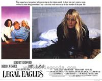 Legal Eagles - 11 x 14 Movie Poster - Style C