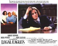 Legal Eagles - 11 x 14 Movie Poster - Style G