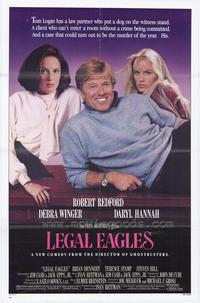Legal Eagles - 27 x 40 Movie Poster - Style A