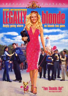 Legally Blonde - 11 x 17 Movie Poster - Style B