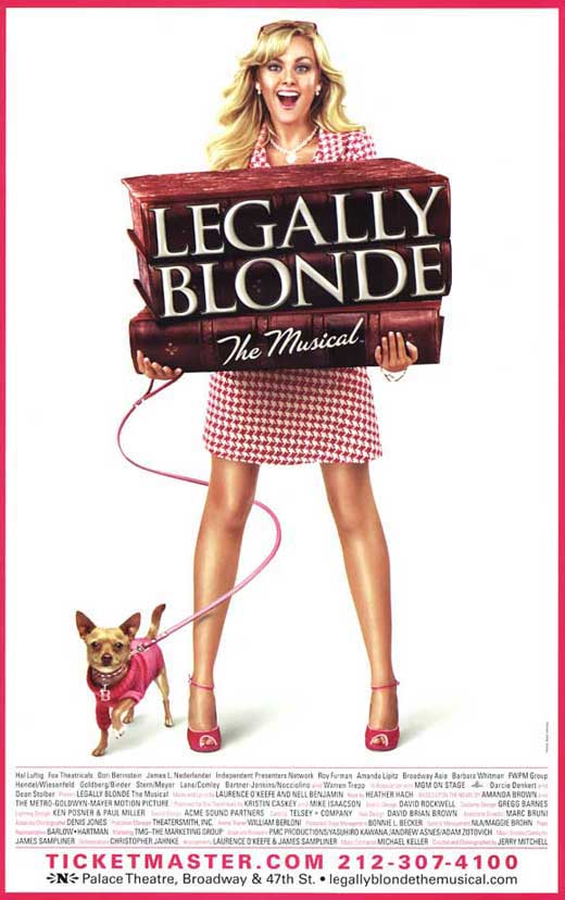 Legally Blonde Poster 46