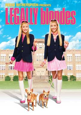 Legally Blondes - 11 x 17 Movie Poster - Style A