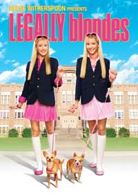 Legally Blondes - 43 x 62 Movie Poster - Bus Shelter Style A