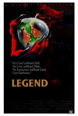Legend - 27 x 40 Movie Poster - Style A
