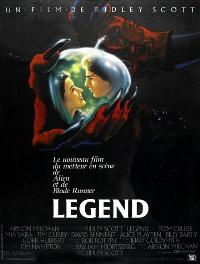 Legend - 27 x 40 Movie Poster - French Style A