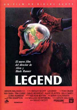 Legend - 27 x 40 Movie Poster - Spanish Style A