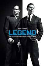 """Legend"" Movie Poster"