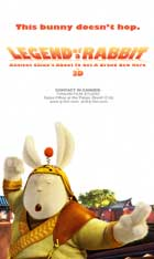 Legend of a Rabbit - 43 x 62 Movie Poster - Bus Shelter Style A