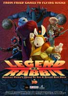 Legend of a Rabbit - 27 x 40 Movie Poster - Style D