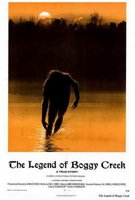 Legend of Boggy Creek - 11 x 17 Movie Poster - Style A