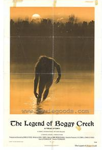 Legend of Boggy Creek - 43 x 62 Movie Poster - Bus Shelter Style A