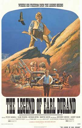Legend of Earl Durand - 11 x 17 Movie Poster - Style A