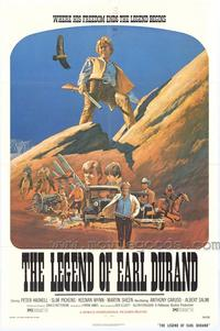 Legend of Earl Durand - 43 x 62 Movie Poster - Bus Shelter Style A