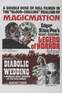 Legend of Horror - 27 x 40 Movie Poster - Style A