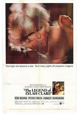 The Legend of Lylah Clare - 11 x 17 Movie Poster - Style A