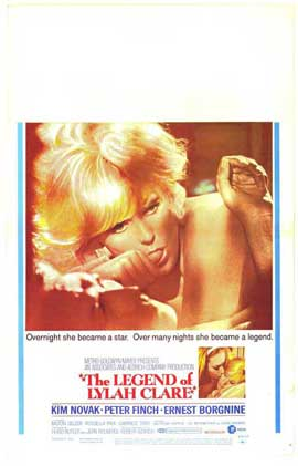 The Legend of Lylah Clare - 11 x 17 Movie Poster - Style B