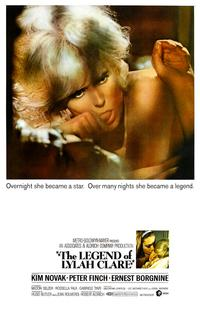 The Legend of Lylah Clare - 14 x 22 Movie Poster - Window Card