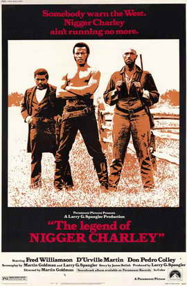 Legend of Nigger Charley - 11 x 17 Movie Poster - Style A