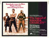 Legend of Nigger Charley - 11 x 14 Movie Poster - Style A
