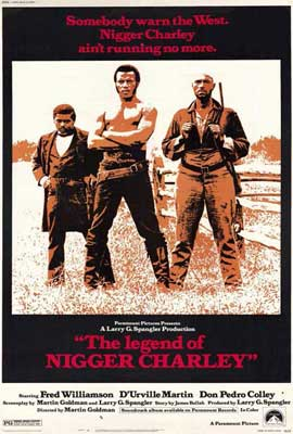 Legend of Nigger Charley - 27 x 40 Movie Poster - Style A