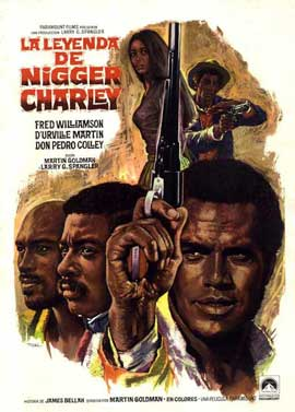 Legend of Nigger Charley - 11 x 17 Movie Poster - Spanish Style A