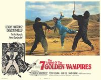 Legend of the 7 Golden Vampires - 11 x 14 Movie Poster - Style D