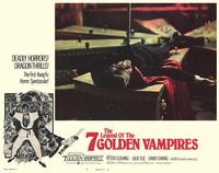 Legend of the 7 Golden Vampires - 11 x 14 Movie Poster - Style G
