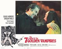 Legend of the 7 Golden Vampires - 11 x 14 Movie Poster - Style H