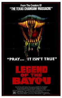 Legend of the Bayou - 11 x 17 Movie Poster - Style A