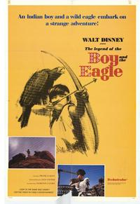 Legend of the Boy and the Eagle - 11 x 17 Movie Poster - Style A