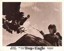 Legend of the Boy and the Eagle - 11 x 14 Movie Poster - Style B