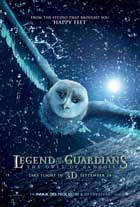 Legend of the Guardians: The Owls of Ga'Hoole - 11 x 17 Movie Poster - Style B