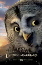 Legend of the Guardians: The Owls of Ga'Hoole - 11 x 17 Movie Poster - UK Style A