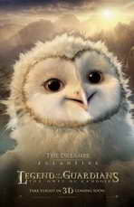 Legend of the Guardians: The Owls of Ga'Hoole - 11 x 17 Movie Poster - UK Style C