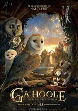 Legend of the Guardians: The Owls of Ga'Hoole - 11 x 17 Movie Poster - Spanish Style A