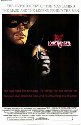 Legend of the Lone Ranger - 11 x 17 Movie Poster - Style A