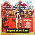 Legend of the Lost - 30 x 30 Movie Poster - Style B