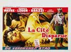 Legend of the Lost - 11 x 17 Movie Poster - Belgian Style A