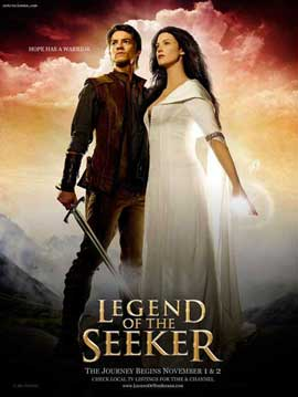 Legend of the Seeker (TV) - 11 x 17 TV Poster - Style B