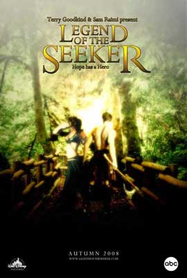 Legend of the Seeker (TV) - 11 x 17 TV Poster - Style C