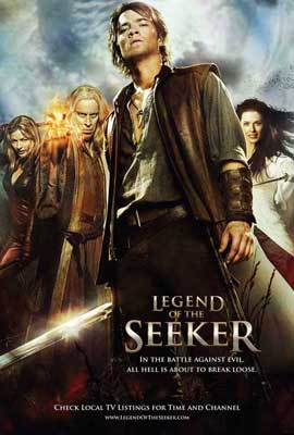 Legend of the Seeker (TV) - 11 x 17 TV Poster - Style D