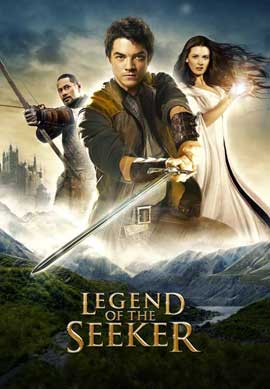 Legend of the Seeker (TV) - 27 x 40 Movie Poster - Style A