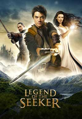Legend of the Seeker (TV) - 43 x 62 Movie Poster - Bus Shelter Style A