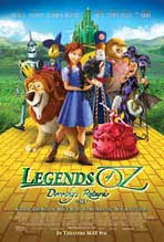Legends of Oz: Dorothy's Return - 11 x 17 Movie Poster - Style C
