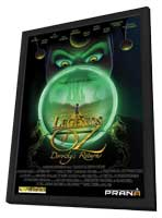 Legends of Oz: Dorothy's Return - 11 x 17 Movie Poster - Style E - in Deluxe Wood Frame