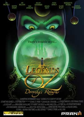 Legends of Oz: Dorothy's Return - 11 x 17 Movie Poster - Style E