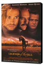 Legends of the Fall - 27 x 40 Movie Poster - Style B - Museum Wrapped Canvas
